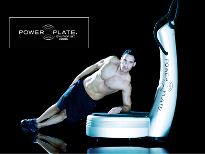 Power Plate Vibration Training